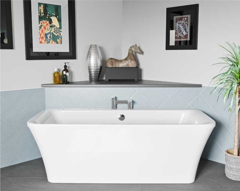 Ideal Standard freestanding bath