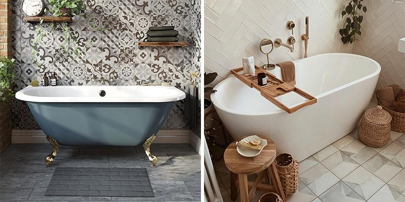 Dalston antique bronze bathroom range