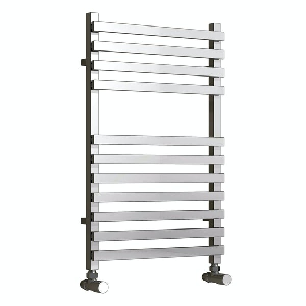 Reina Carina chrome steel designer radiator