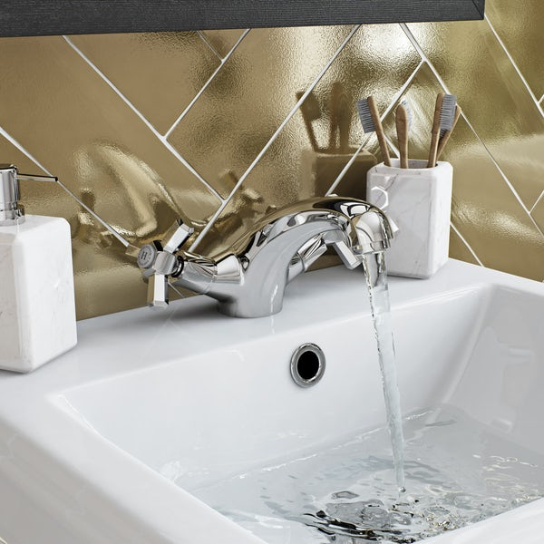 The Bath Co. Beaumont basin mixer tap