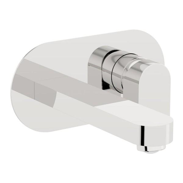 Hardy wall mounted basin mixer tap