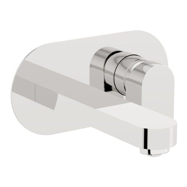 Hardy wall mounted basin mixer tap