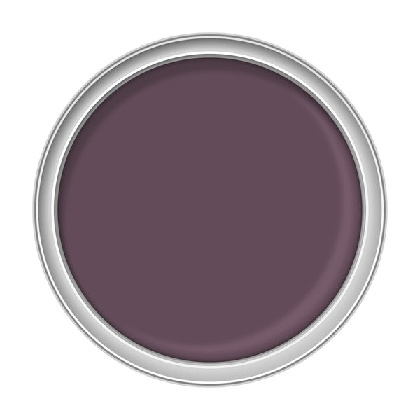 Kitchen & bathroom paint sloe gin 2.5L