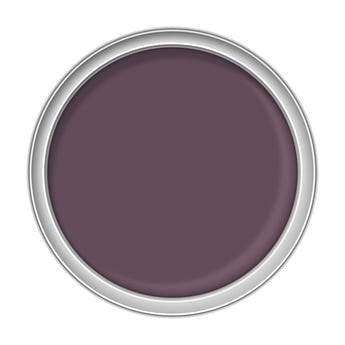 Craig & Rose sloe gin kitchen & bathroom paint 2.5L