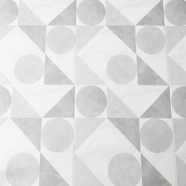 British Ceramic Tile Samantha Feature matt floor tile 331mm x 331mm