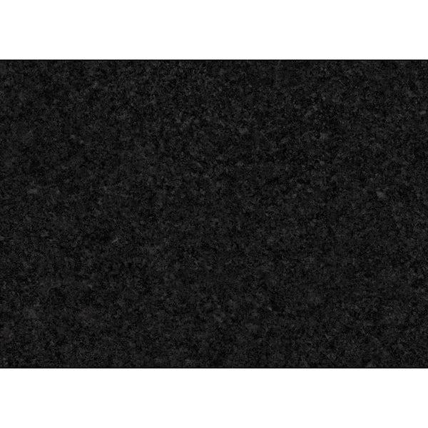 Bushboard Options Nero granite midway splashback 3000 x 600