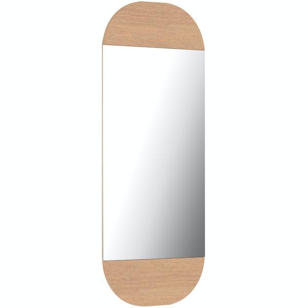 Innova Lund wall mirror