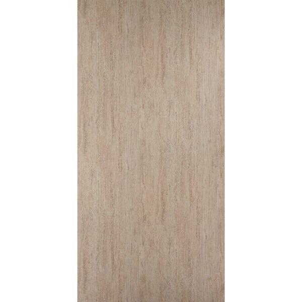 Showerwall Travertine Stone waterproof shower wall panel