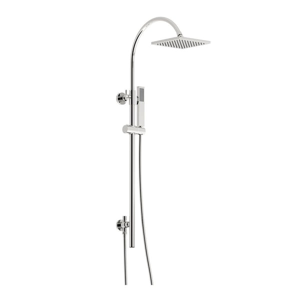 Mode Ellis thermostatic shower valve and riser rail set
