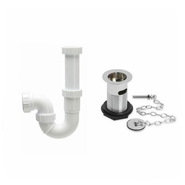 Traditional Basin Waste Pack 1