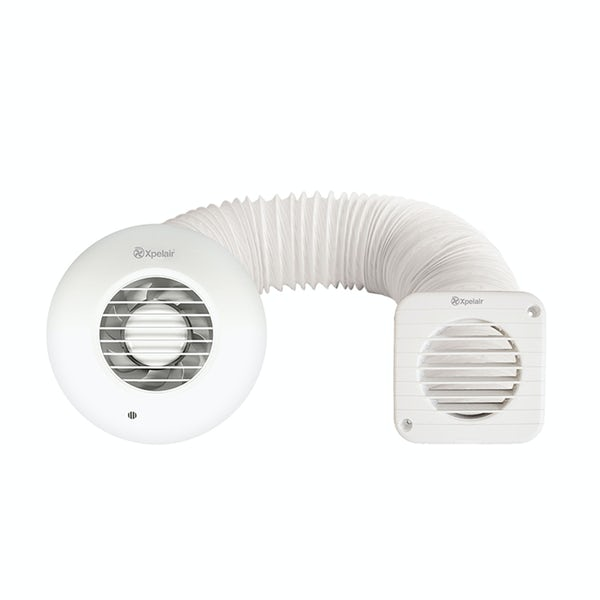 Xpelair simply silent complete shower fan