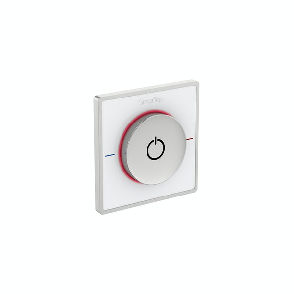 SmarTap smart shower white single controller