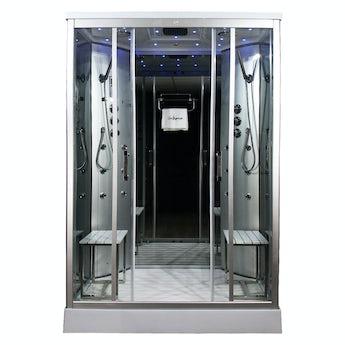 Win a luxury steam shower cabin | VictoriaPlum.com