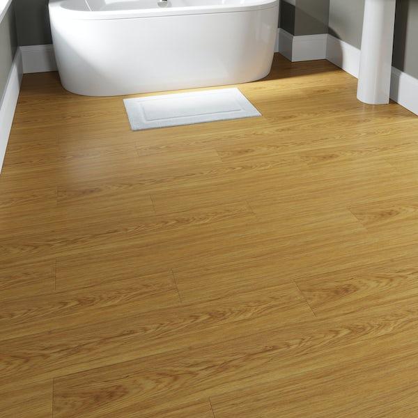 Malmo Rigid click tile embossed & matt 5G Arvid flooring 5.5mm