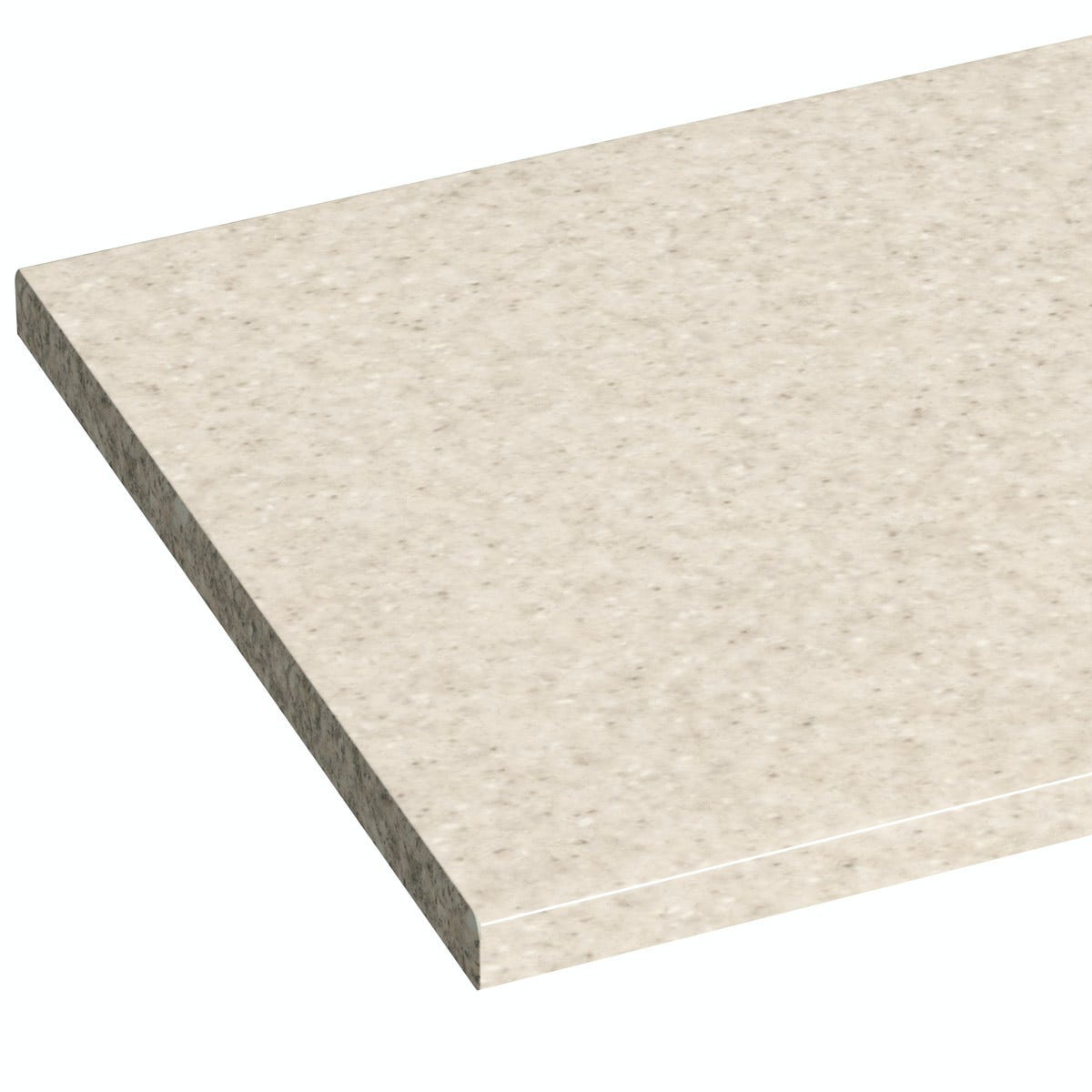Orchard Wharfe glacial beige laminate worktop 1.5m