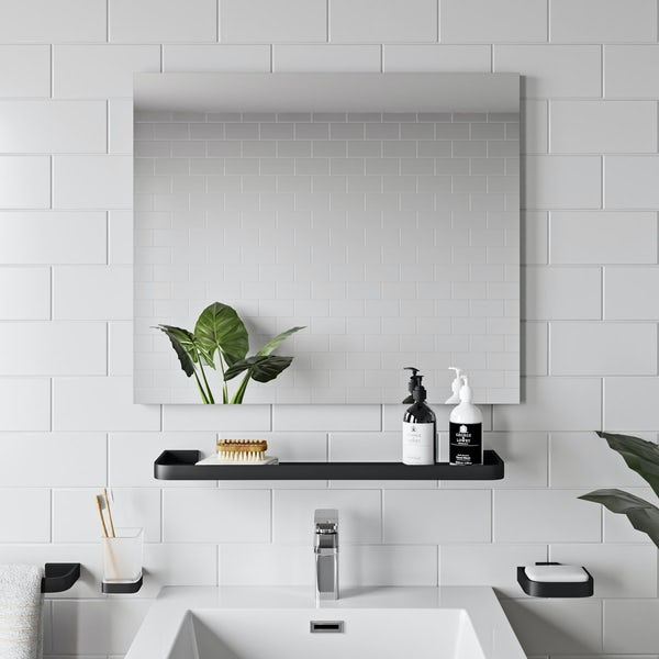 Mode Meier bathroom mirror 700 x 600mm
