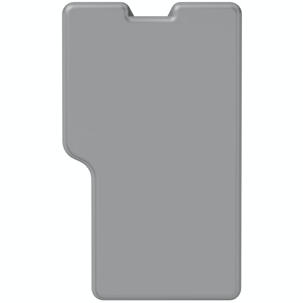 Schön New England light grey 2.4m contemporary bullnose cornice
