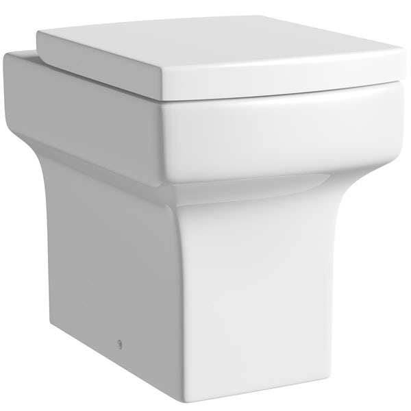 Vermont back to wall toilet inc unit