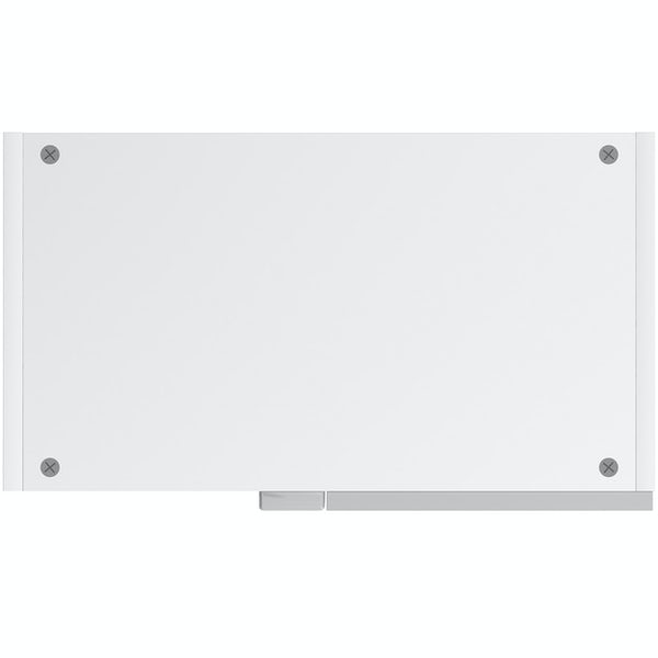 Schon Chicago light grey slab 600mm corner wall unit