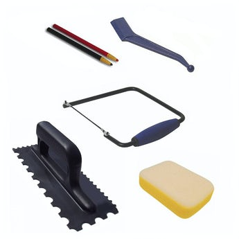 Vitrex wall tiling tool kit