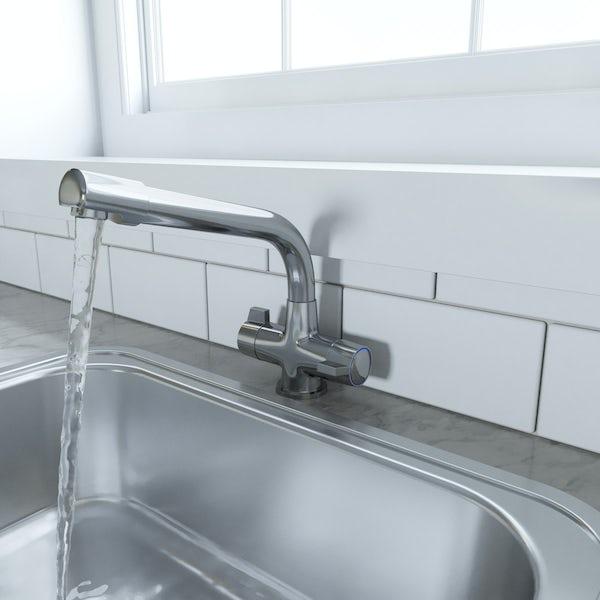 Schön WRAS kitchen tap