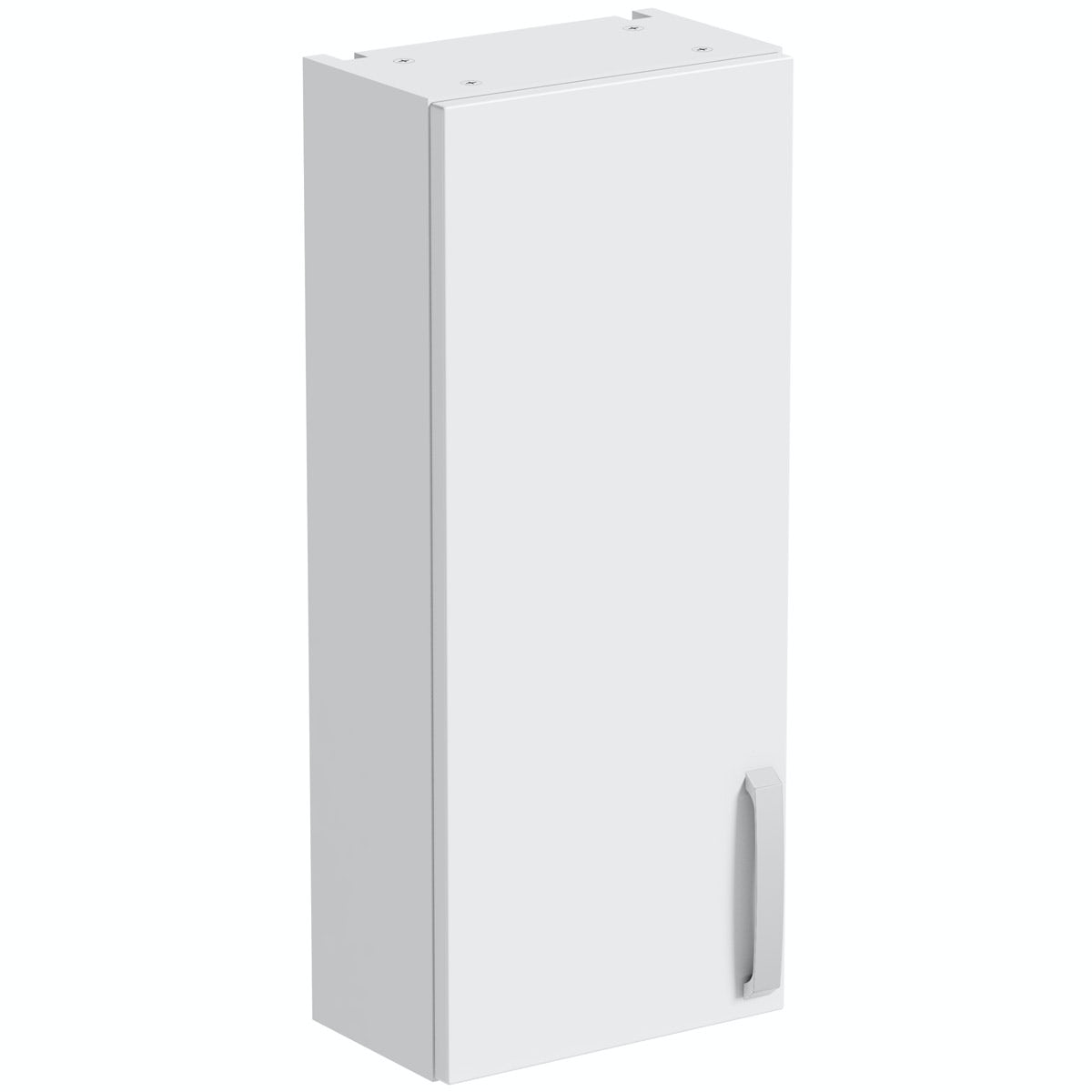 Mode Nouvel gloss white wall cabinet 300mm