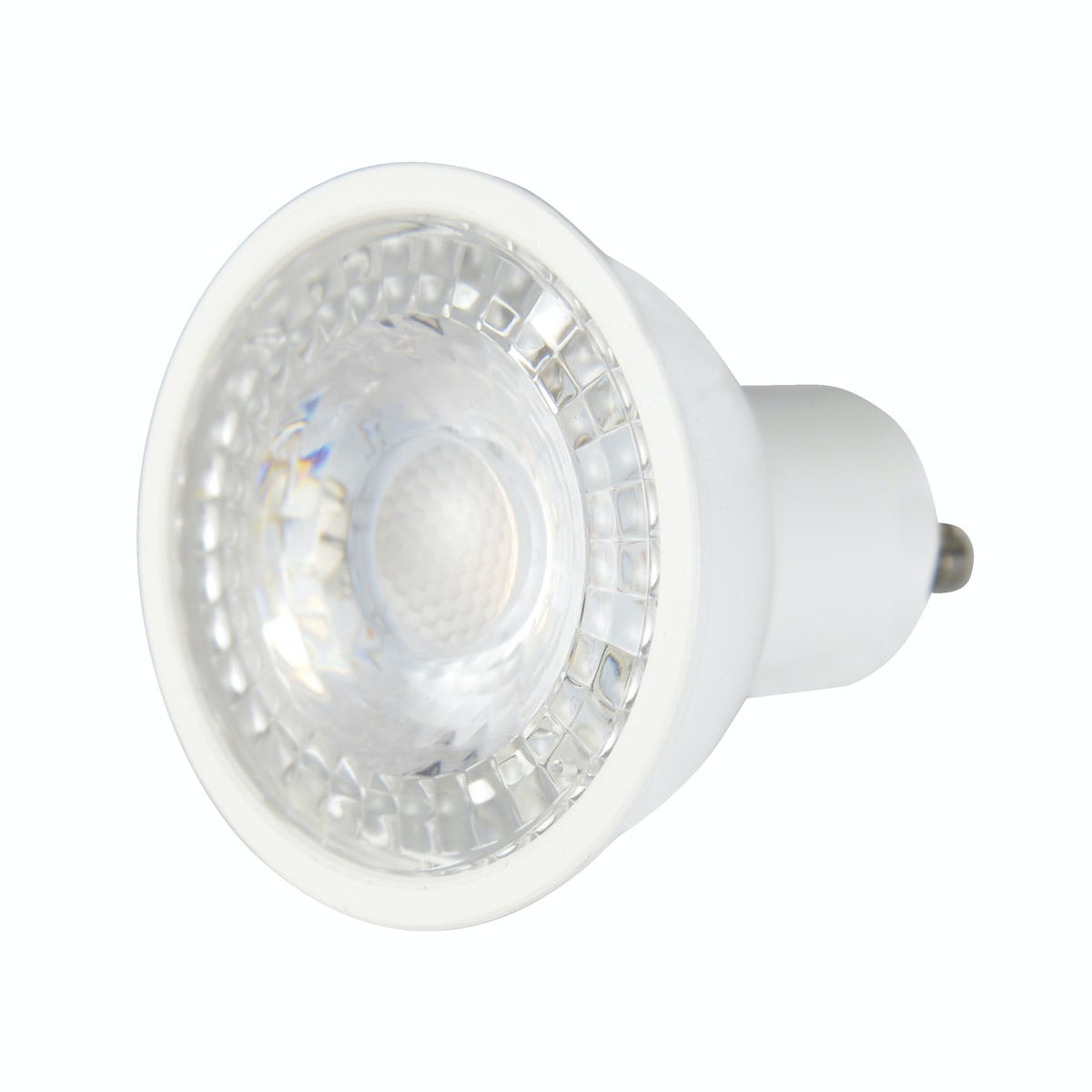 Forum cool white GU10 LED bulb for downlights