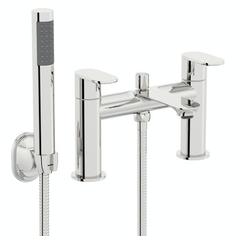 Orchard Wharfe bath shower mixer tap