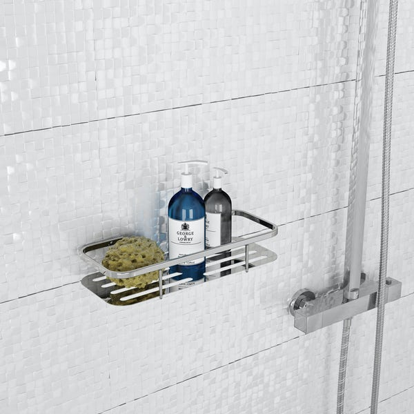 Orchard Options square shower caddy