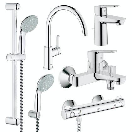 Grohe showers | VictoriaPlum.com