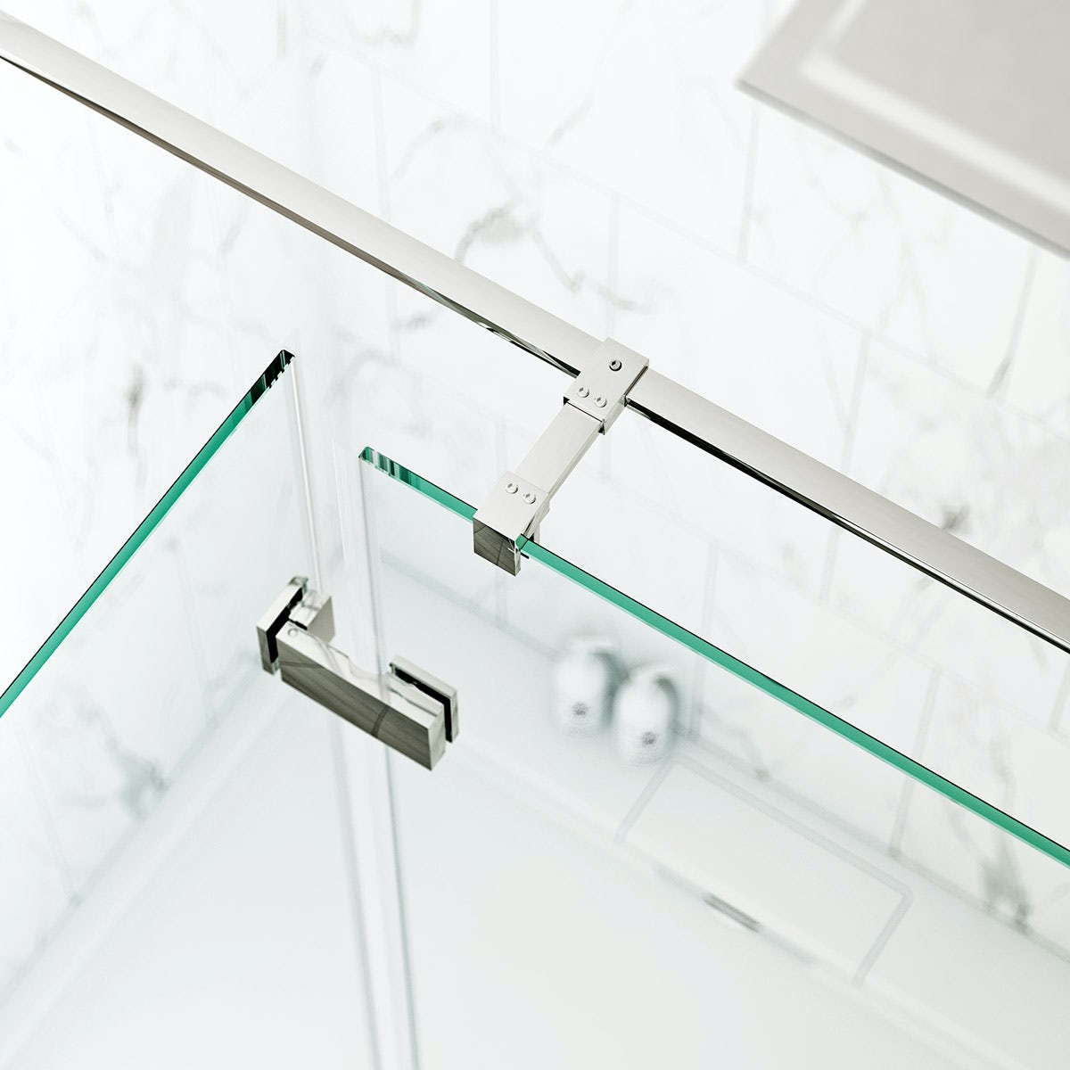 Cleaning Guide How To Clean Your Glass Shower Doors Properly: Mode Cooper Premium 8mm Easy Clean Shower Door