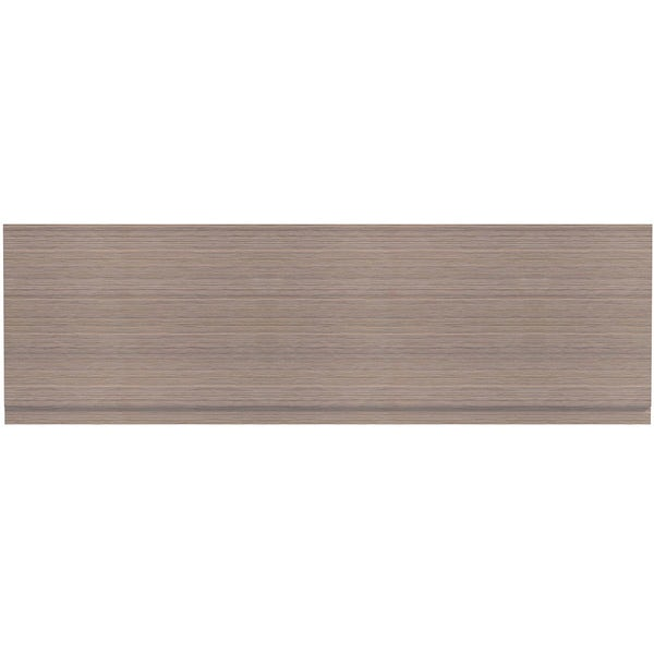 Orchard Wye walnut bath front panel 1700mm