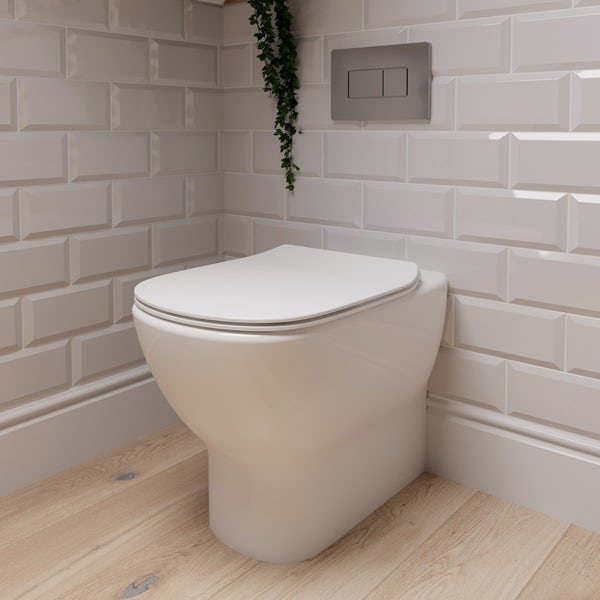 Ideal Standard Concealed Toilet Cistern With Top Inlet And