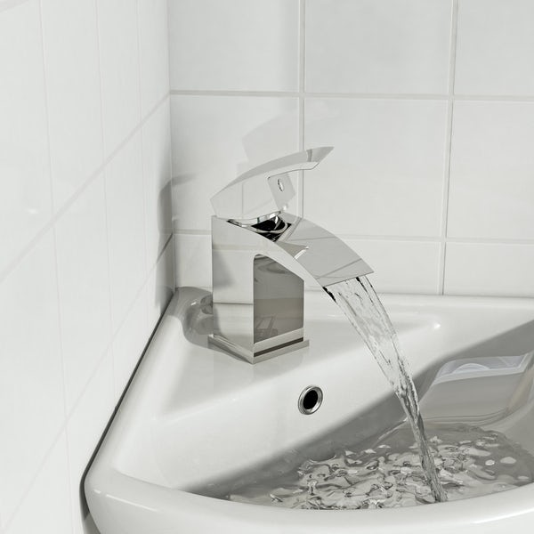 Orchard Wye cloarkroom basin mixer tap