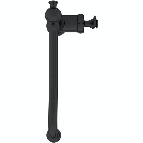 Schon Wedmore traditional black single lever kichen mixer tap