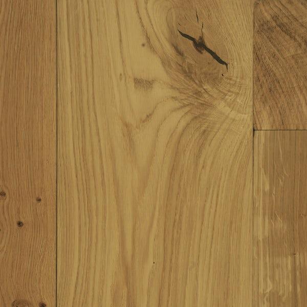 Basix Multiply Oak UV oiled tongue and groove wood flooring