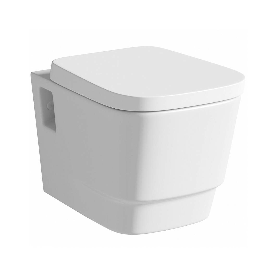 Foster Wall Hung Toilet inc Luxury Soft Close Seat