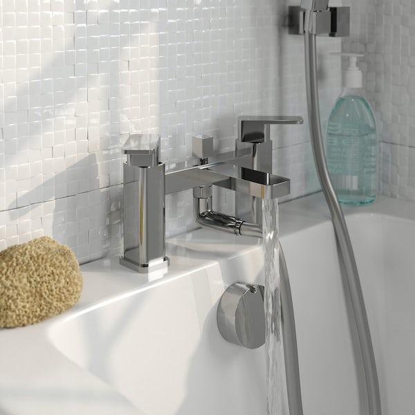 Kirke WRAS Connect bath shower mixer tap