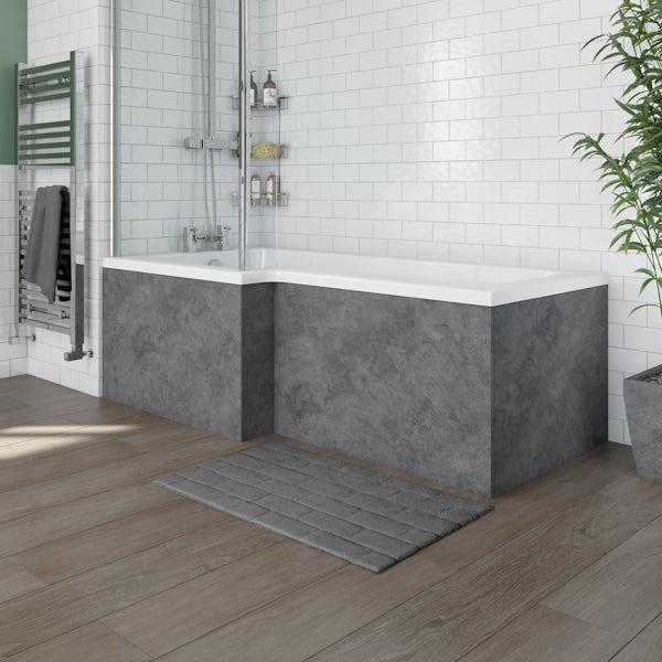 Orchard Kemp shower bath panel pack 1700 x 700mm