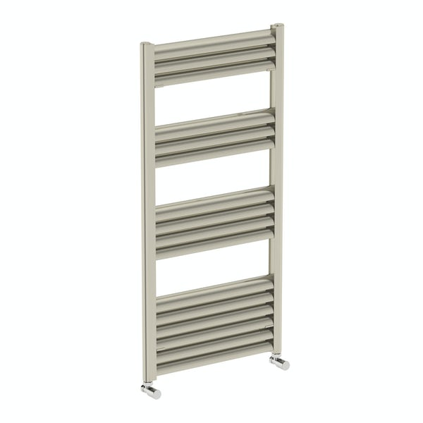 Carter heated towel rail 1000 x 500