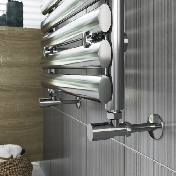 Mode Heath chrome radiator