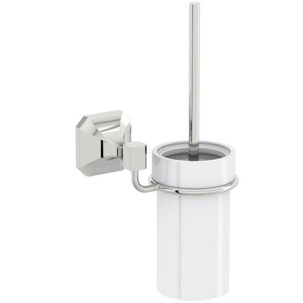 The Bath Co. Camberley 6 piece master bathroom accessory set