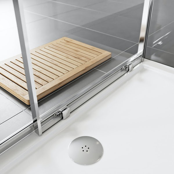 Mode Meier 8mm framed sliding shower door