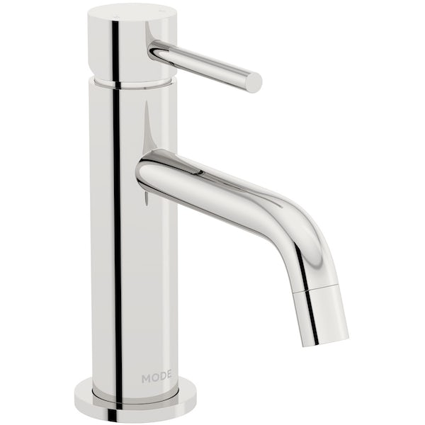 Mode Spencer round basin mixer tap offer pack
