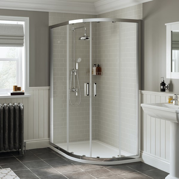 Mira Realm ERD thermostatic mixer shower