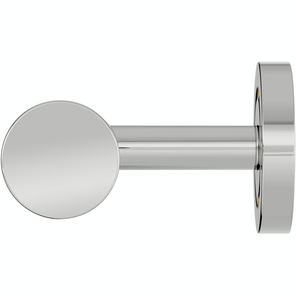 Accents premium traditional straight toilet roll holder