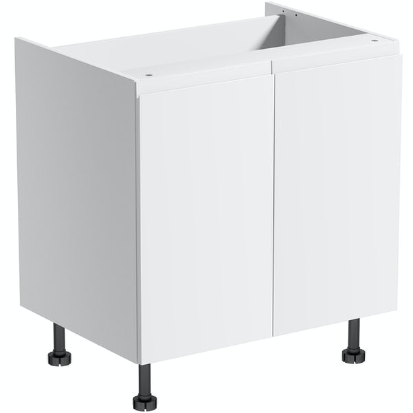 Schon Chicago white double base unit
