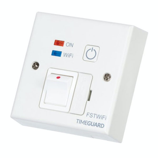 Terma Wi-Fi timer & fused spur combination device