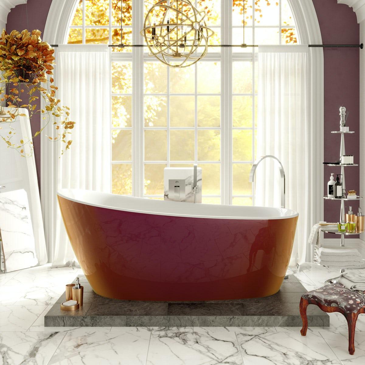 Belle de Louvain Camesi freestanding bath