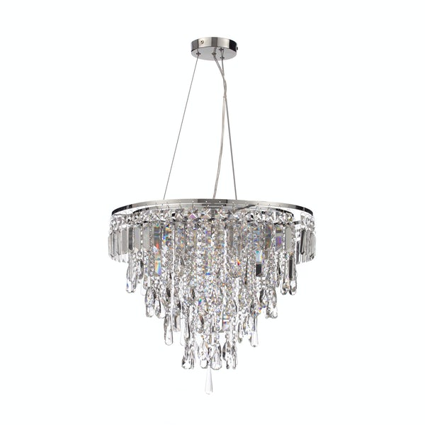 Marquis by Waterford Bresna 6 light bathroom chandelier